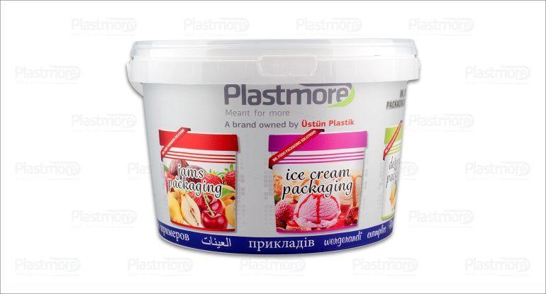 PF2200 - plastmore inviolable série ronde