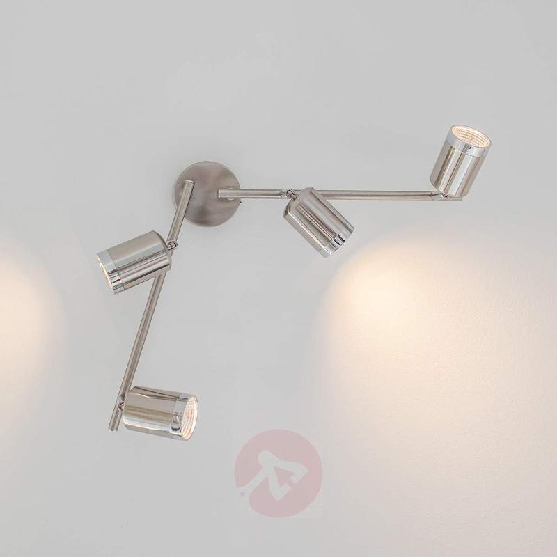 4-light Jarne LED ceiling light - Ceiling Lights