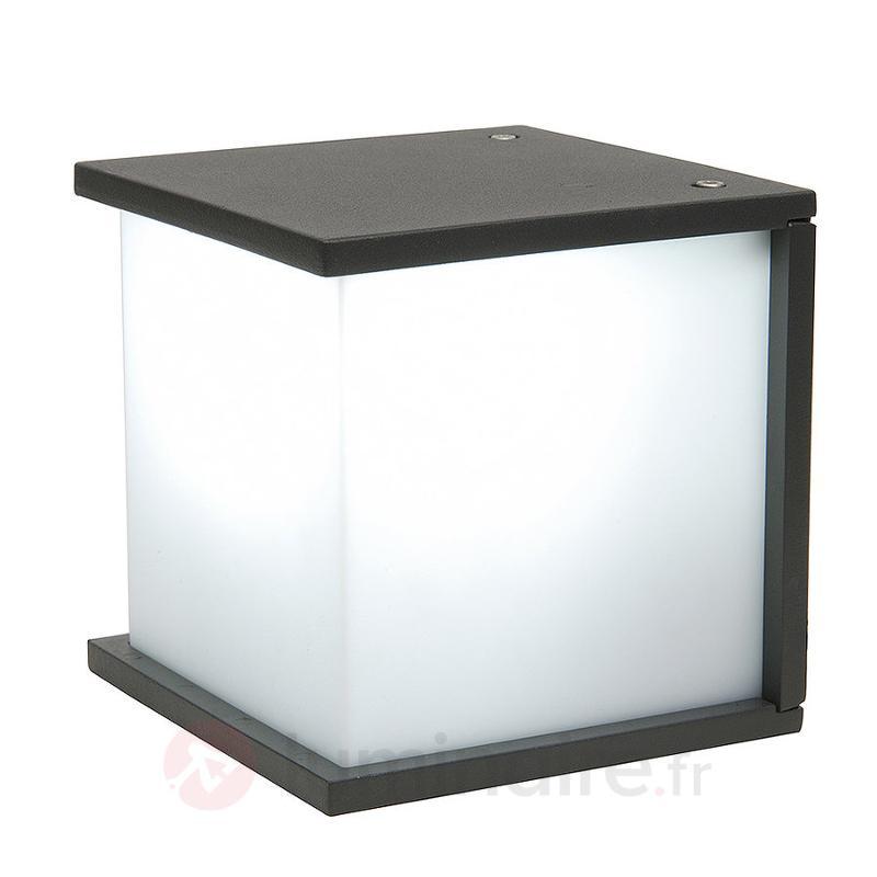 Applique d'extérieur design cubique CUBE - Toutes les appliques d'extérieur