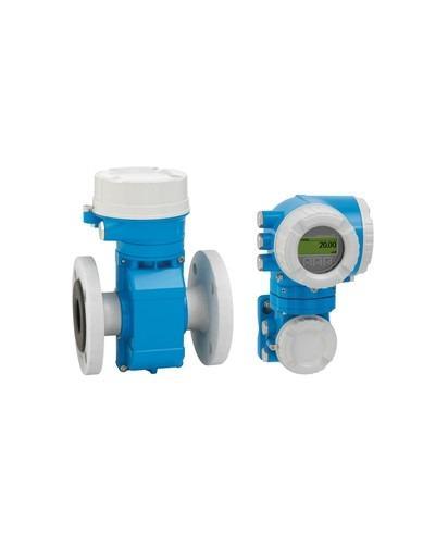 Proline Promag W 500 Magnetisch-induktiv Durchflussmessgerät - Spezialist für anspruchsvolle Wasser- und Abwasseranwendungen