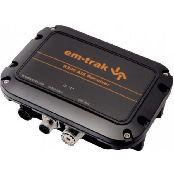 Receptor AIS em-trak R300 - Receptor AIS