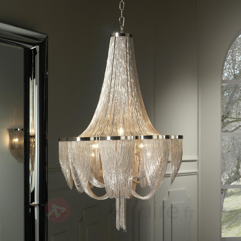 Majestueux lustre Minerva - Lustres designs, de style