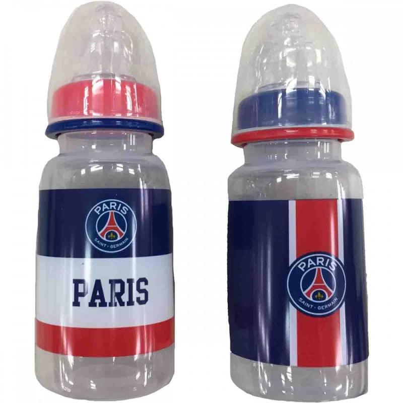 12x Lots de 2 biberons Paris Saint germain - Puériculture