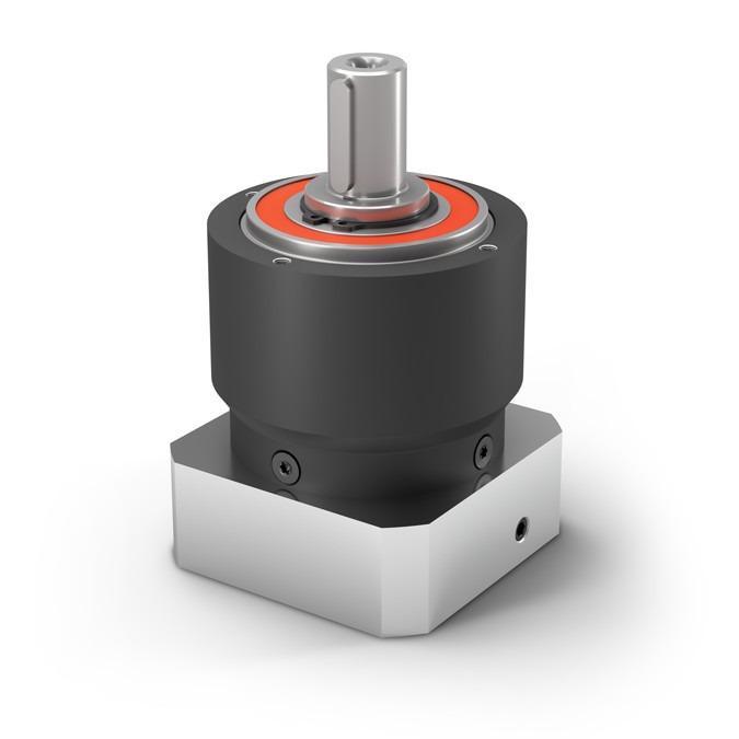 Reductor planetario PLPE - Reductor con eje de salida Economy - Dentado recto - NEUGART