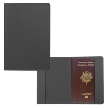 Protège-passeport cuir BE33 - Réf: BE33