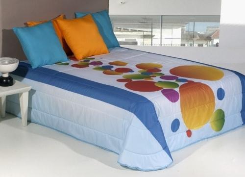 Printed bedspread - JADE