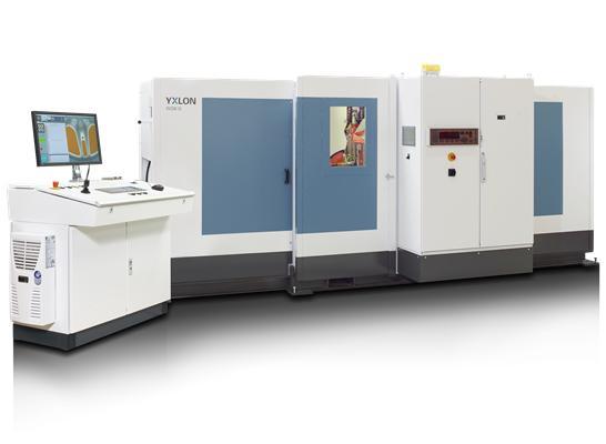 YXLON WI26 G - X-ray inspection system