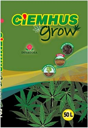 CIEMHUS GROW Substrate - Substrate for plants