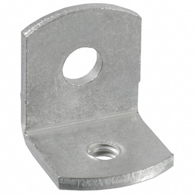 BRACKET RT ANG MOUNT 6-32 STEEL - Keystone Electronics 617