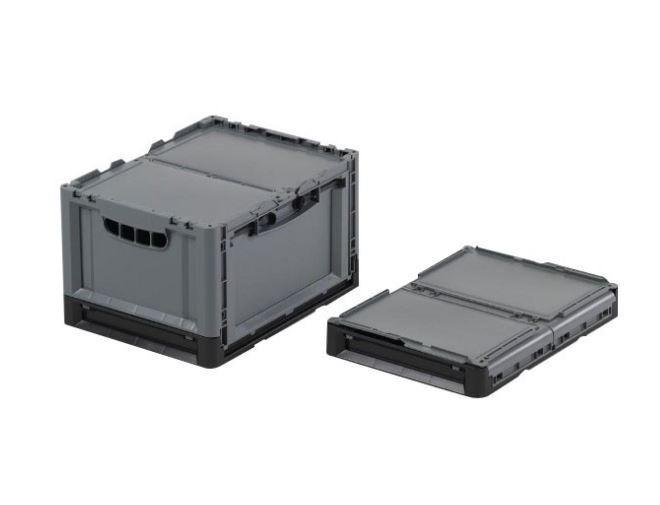 Collapsible Box: Vaun 4324 - Collapsible Box: Vaun 4324, 400 x 300 x 240 mm
