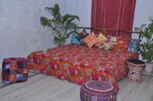 kantha quilt  -