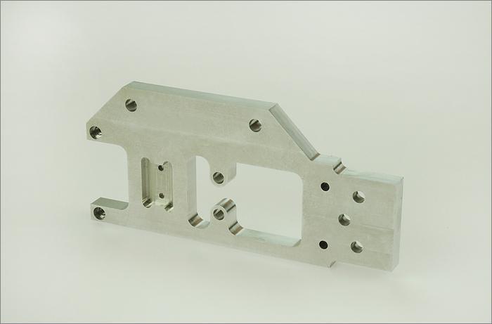 CNC-Fräsarbeit - null