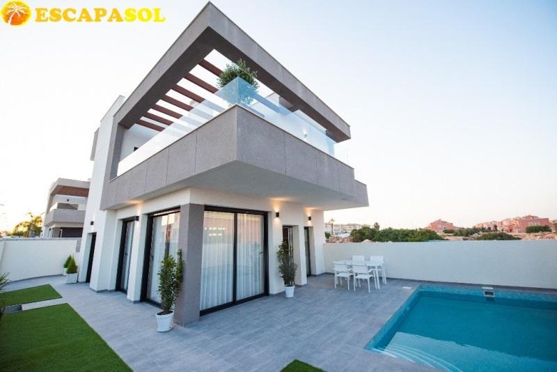 Maison moderne avec piscine - Costa Blanca en Espagne