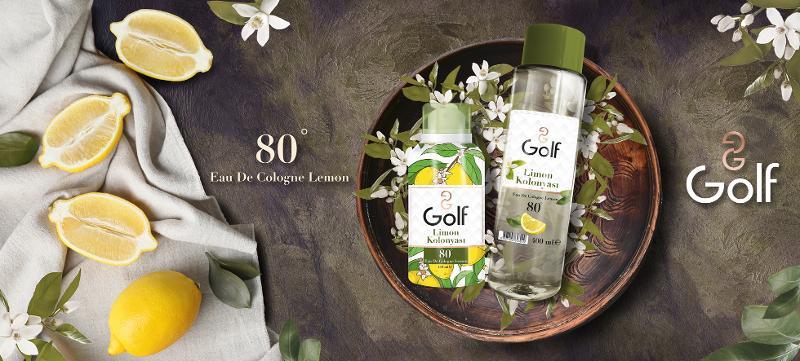 Lemon Cologne Spray 150 ML - Cologne