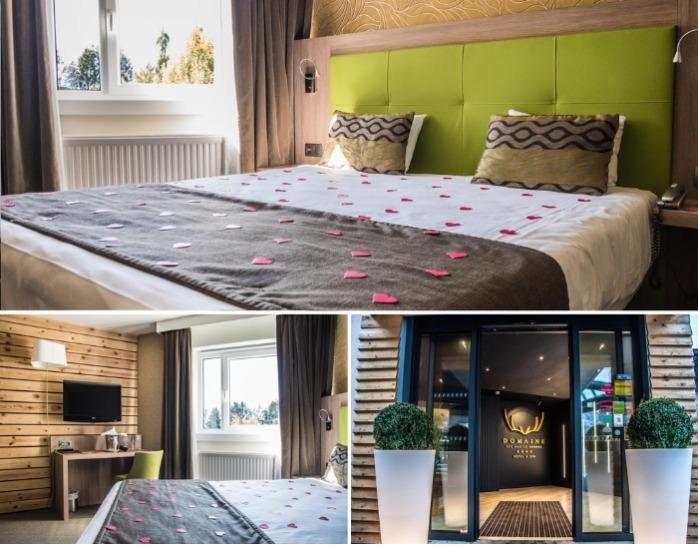 Reference - Hotel Domaine Des Hautes Fagnes **** - Hit Preless - Hotel and object furnishing