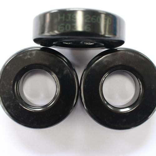 Núcleos de polvos magnéticos blandos HJS226060 - Negro, OD * ID * HT (58,00 * 25,60 * 16,10)