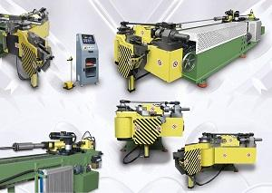 DMS 76 CNC M1 1D Boru Bükme Makinesi (Pipe Bending Machine)