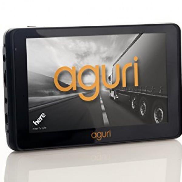 GPS POIDS LOURD PL5800 AGURI - ECRAN 5'' WI-FI