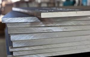 SS 347 Steel Sheets -