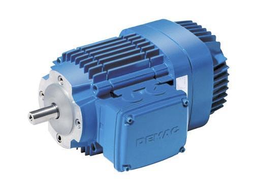 Demag Konusläuferbremsmotoren - Einfach, robust und zuverlässig - Demag Konusläuferbremsmotoren