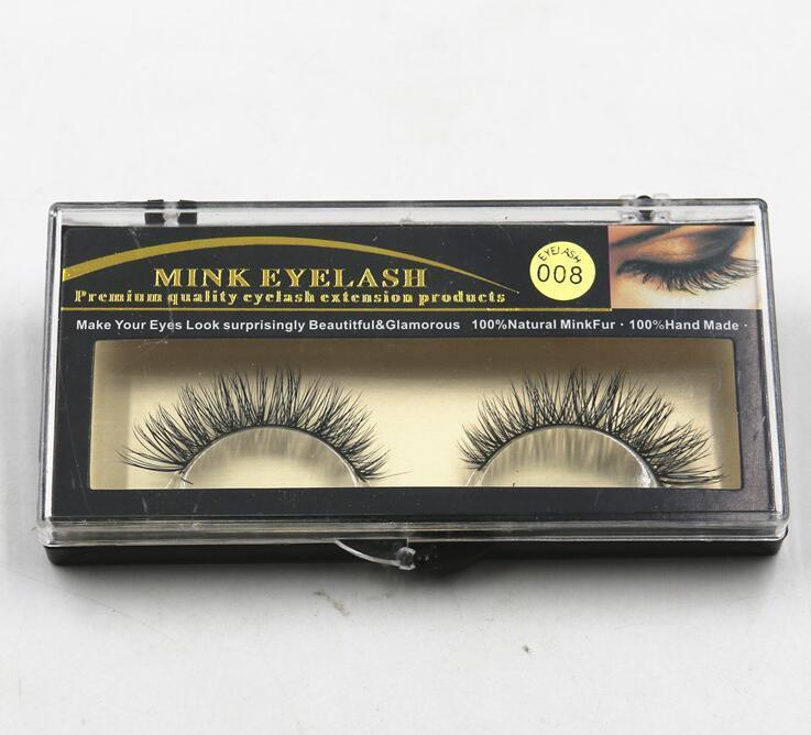 Cosmetics - MINK EYELASH
