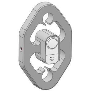 Capteur de traction autonome - HF 05/AUT