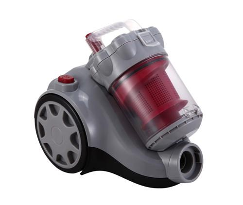 Household drum dry vacuum cleaner