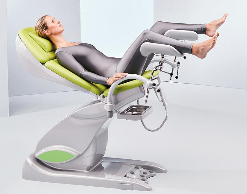 arco-matic® Examination and treatment chair for gynaecology - The new series of gynaecological examination chairs