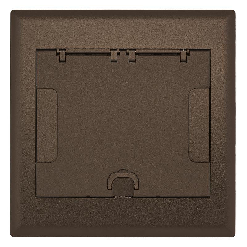 Floor Boxes - In Floor - 10GAFBCVRBRZ