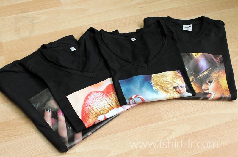 t-shirt promotionnel -