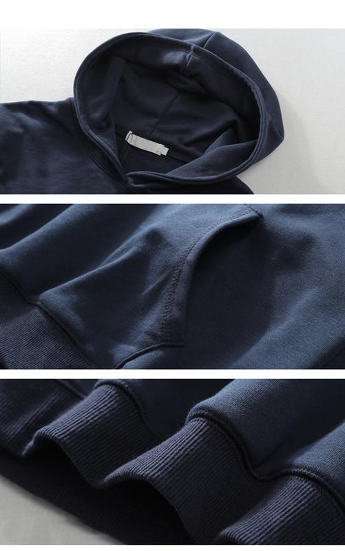 Hooded pullover for men  - the latest pullover for men