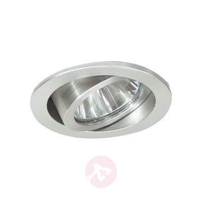 EV-III 1W LED ceiling recessed light, daylight - Recessed Spotlights