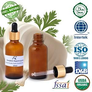 Ancient healer Garlic oil60 ML        - 100% Pure & Natural Garlic essential oils