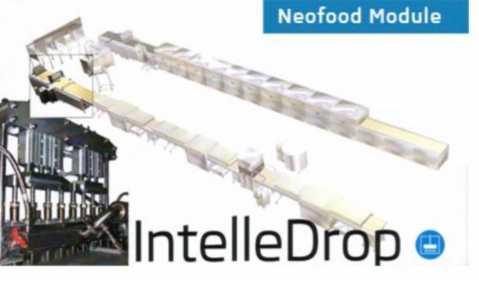 Система дозировки кондитерских масс жидкого типа - IntelleDrop