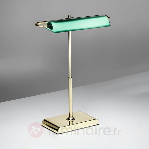 Lampe de banquier LED Wallstreet - Lampes de bureau LED