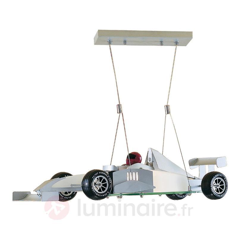 Superbe suspension RACER - Chambre d'enfant