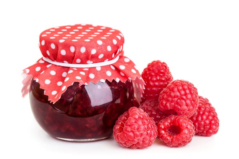 Conserve (berries jam) and jam - High quality jam from various types of wild berries.