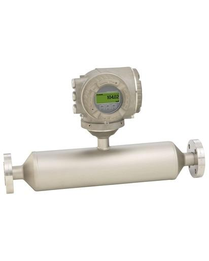 Proline Promass I 300 Coriolis flowmeter - Combines in-line viscosity and flow measurement with accessible transmitter