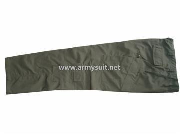 ACU Style Pants Dark Green - PNS-P18