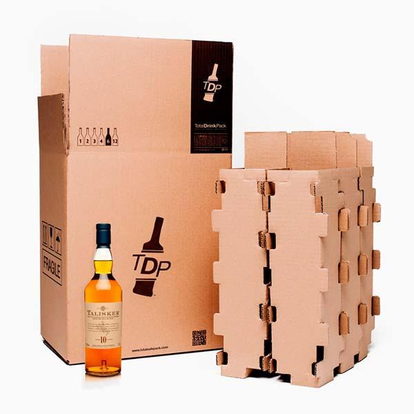 [Destilados] Cajas de cartón para destilados