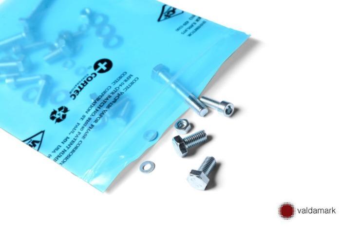 Cortec VPCI 126 - Inibidor de corrosão de fase de vapor | Sacos VPCI