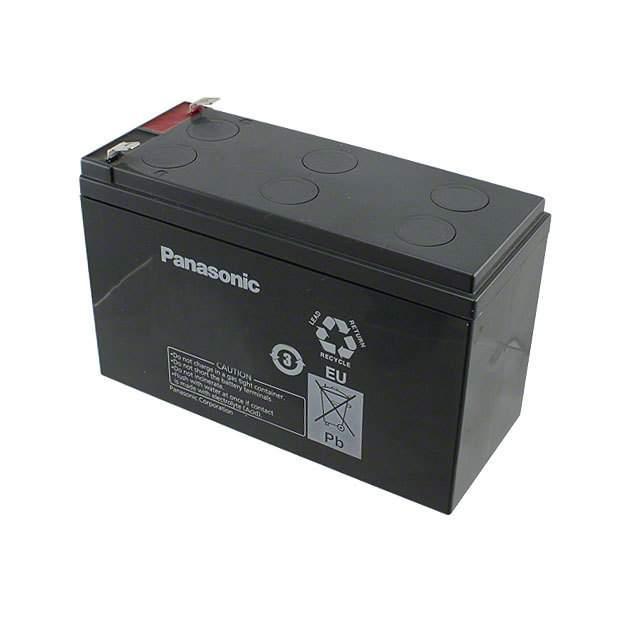 BATTERY LEAD ACID 12V 45W - Panasonic - BSG UP-VW1245P1