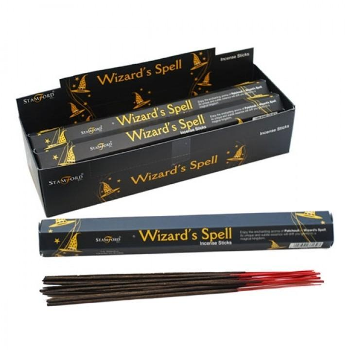 Stamford Black Incense Sticks - Wholesale Stamford Black Incense Sticks 6x