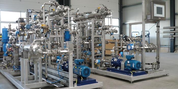 Organic Solvent Nanofitration and Pervaporation - Liquid Separation