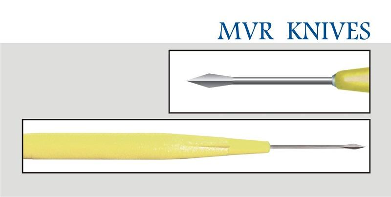 MVR Knives -