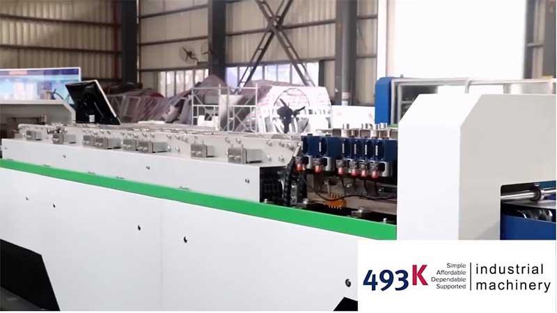 Dream Machine LSF1000  - Máquina para produzir perfis em Aço Leve