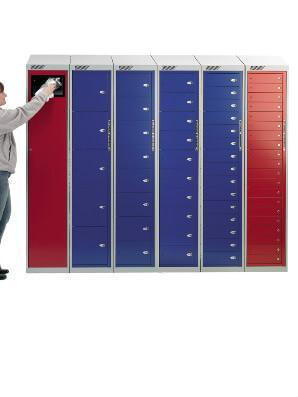 Metal Lockers - Laundry Lockers