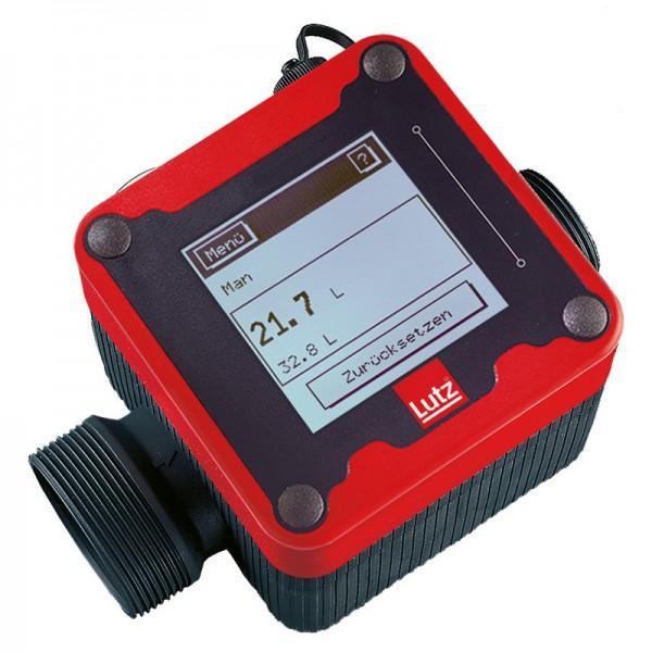 Flow Meter TS type LM10 Ex - Nutating Disc Meter