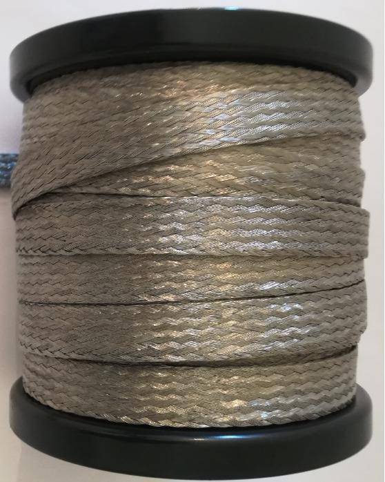 tresa cupru stanat , copper braids -