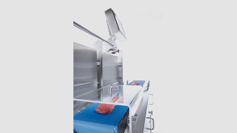 Dynamic process scale CWPmaxx Hygienic checkweigher - dynamic checkweighers